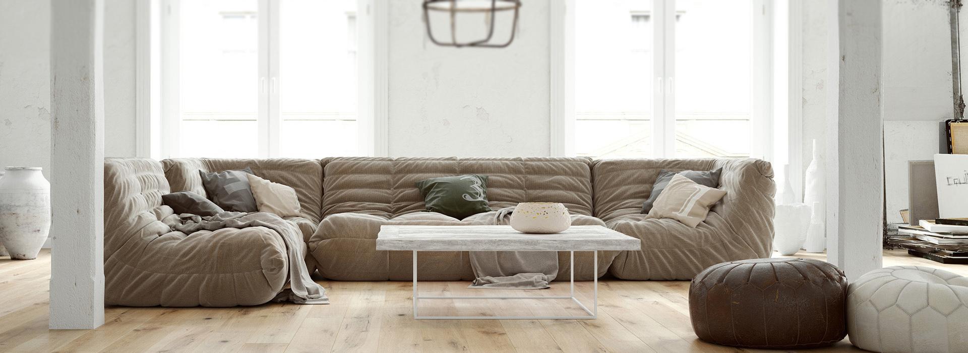 Подходящий пол для каждой комнаты